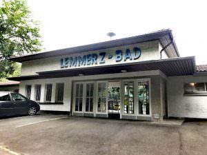 Eingang des Lemmerz-Bad