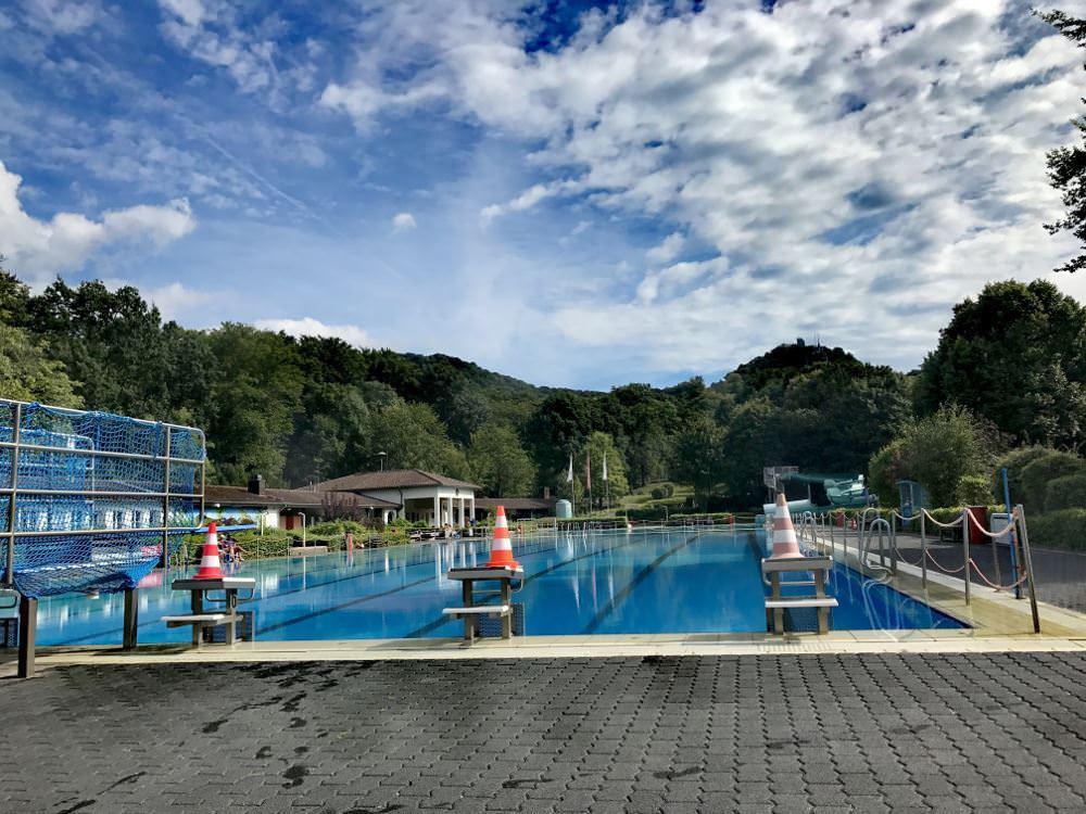 Schwimmerbecken des Lemmerz-Bad