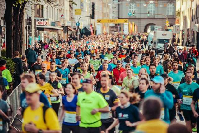 Post Halbmarathon Bonn 2019