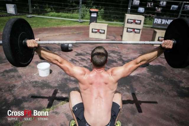 CrossFit Bonn Snatch Seminar