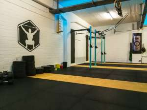 dbox CrossFit Trainingshalle