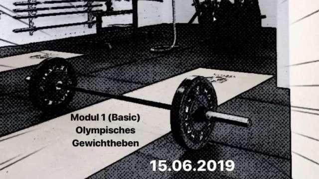 Olympisches Gewichtheben (BASIC) in der dbox in Bonn