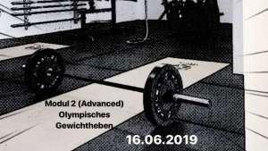 Olympisches Gewichtheben (Advanced)